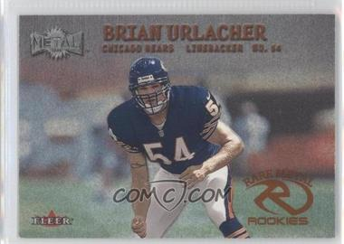2001 Fleer E-X #274 - Brian Urlacher