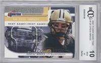 Drew Brees /2001 [ENCASED]