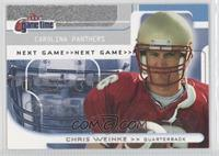 Chris Weinke /2001