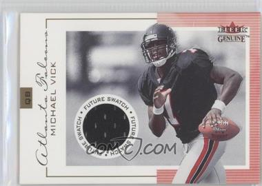 2001 Fleer Genuine #126 - Michael Vick