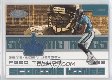 2001 Fleer Hot Prospects [???] #FRTA - Fred Taylor