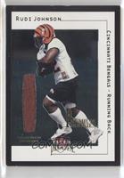 Rudi Johnson /2001