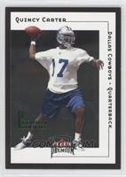 Quincy Carter /2001