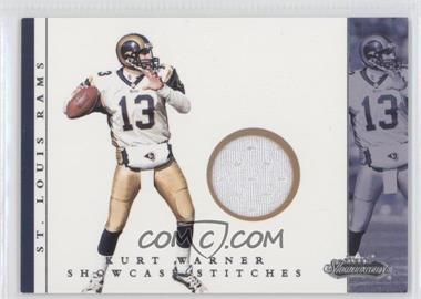 2001 Fleer Showcase [???] #KUWA - Kurt Warner