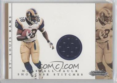 2001 Fleer Showcase [???] #MAFA - Marshall Faulk