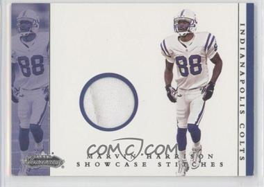 2001 Fleer Showcase [???] #N/A - Marvin Harrison