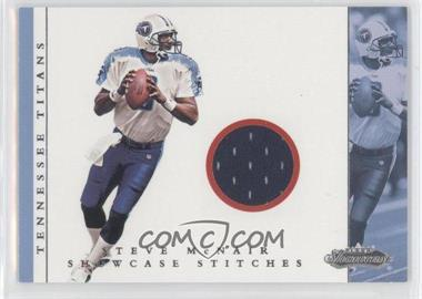 2001 Fleer Showcase [???] #N/A - Steve McNair