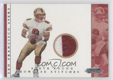 2001 Fleer Showcase [???] #N/A - Steve Young