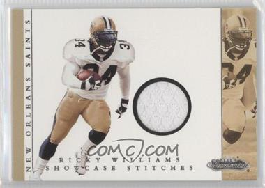 2001 Fleer Showcase [???] #RIWI - Ricky Williams