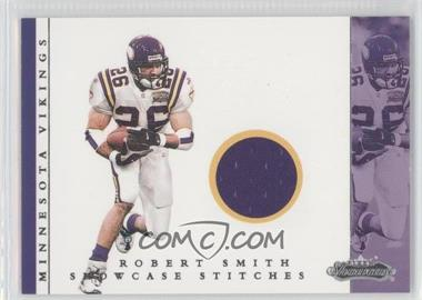 2001 Fleer Showcase [???] #ROSM - Robert Smith
