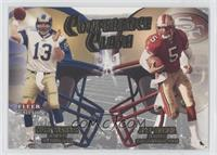 Kurt Warner, Jeff Garcia