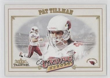 2001 Fleer Tradition #325 - Pat Tillman
