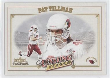 2001 Fleer Tradition #325 - Pat Tillman