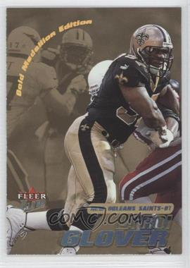 2001 Fleer Ultra Gold Medallion #199G - La'Roi Glover /250