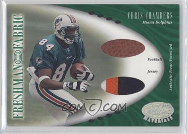 2001 Leaf Certified Materials [???] #113 - Chris Chambers