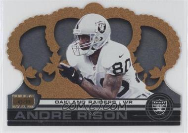 2001 Pacific Crown Royale [???] #102 - Andre Rison /99