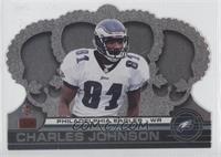 Charles Johnson /25