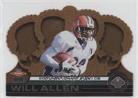 Will Allen /1750