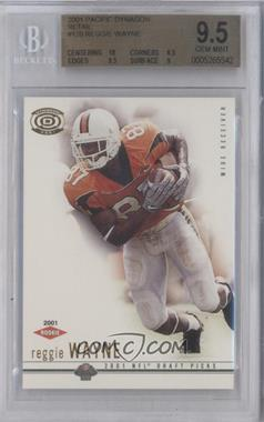 2001 Pacific Dynagon #126 - [Missing] [BGS 9.5]