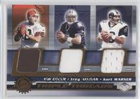 Tim Couch, Troy Aikman, Kurt Warner