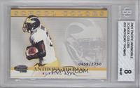 Anthony Thomas /2750 [BGS 8]