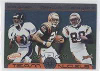 Chad Johnson, Corey Dillon, Peter Warrick