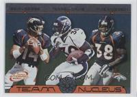 Brian Griese, Terrell Davis, Mike Anderson