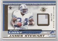 James Stewart, Larry Foster /50