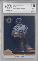 Drew Brees /299 [ENCASED]
