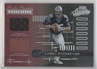 Chris Weinke /850