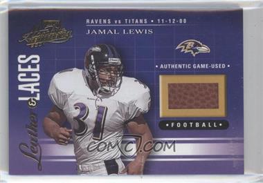 2001 Playoff Absolute Memorabilia [???] #LL43 - Jamal Lewis /275