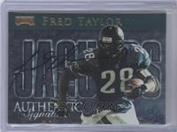 Fred Taylor 1999 Prestige Checklists #CL14 /28