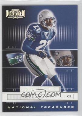 2001 Playoff Preferred - [Base] - National Treasures Silver #192 - Ken Lucas /275