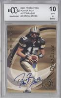 Drew Brees /250 [ENCASED]