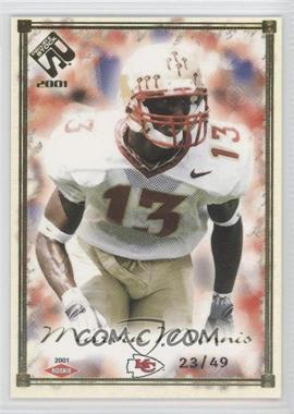 2001 Private Stock [???] #134 - Marvin Minnis