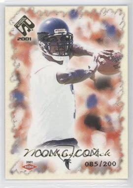2001 Private Stock Gold Foil #105 - Michael Vick /200