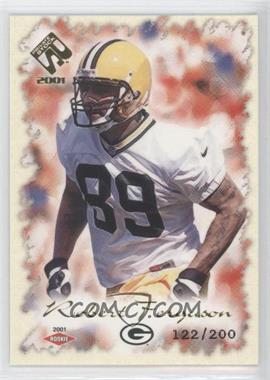 2001 Private Stock Gold Foil #127 - Robert Ferguson /200