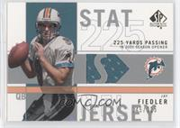 Jay Fiedler (225 Yards Passing) /225