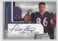 Todd Heap (Two Footballs) /900
