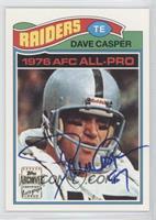 Dave Casper