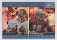Chris Weinke, Brad Johnson