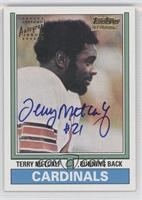 Terry Metcalf