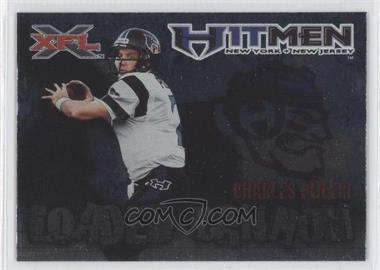 2001 Topps XFL Loaded Cannon #7 - Chet Pudloski