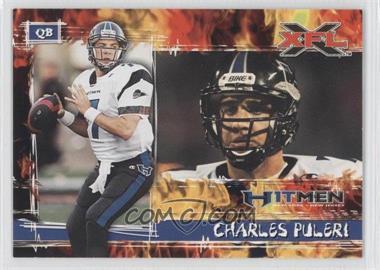 2001 Topps XFL #19 - Charles Puleri