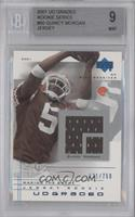 Quincy Morgan /750 [BGS 9]