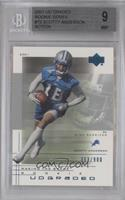 Scotty Anderson /900 [BGS 9]