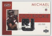 Michael Vick /500
