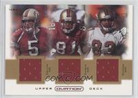Jeff Garcia, Terrell Owens, J.J. Stokes