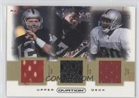 Rich Gannon, Tyrone Wheatley, Jerry Rice