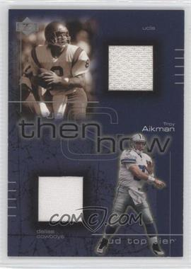 2001 Upper Deck UD Top Tier [???] #TN-TA - Troy Aikman